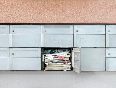 Mailbox Address for Receipts