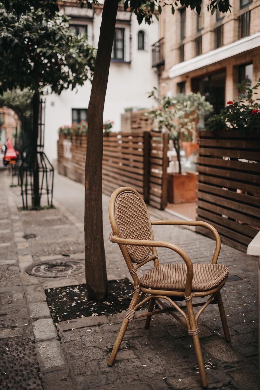 En Terrasse à Séville
