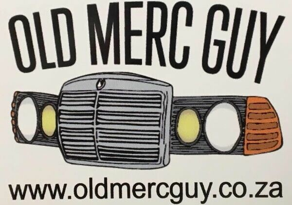The Old Merc Guy