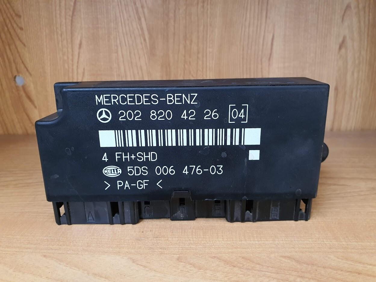 Mercedes-Benz Comfort Control Module