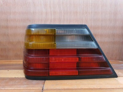 Mercedes-Benz W124 Left Tail Light