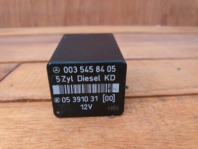 Mercedes-Benz diesel kick down relay (W202/W124)