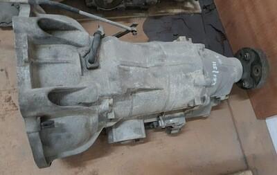 Mercedes-Benz automatic gearbox (W115/W123)