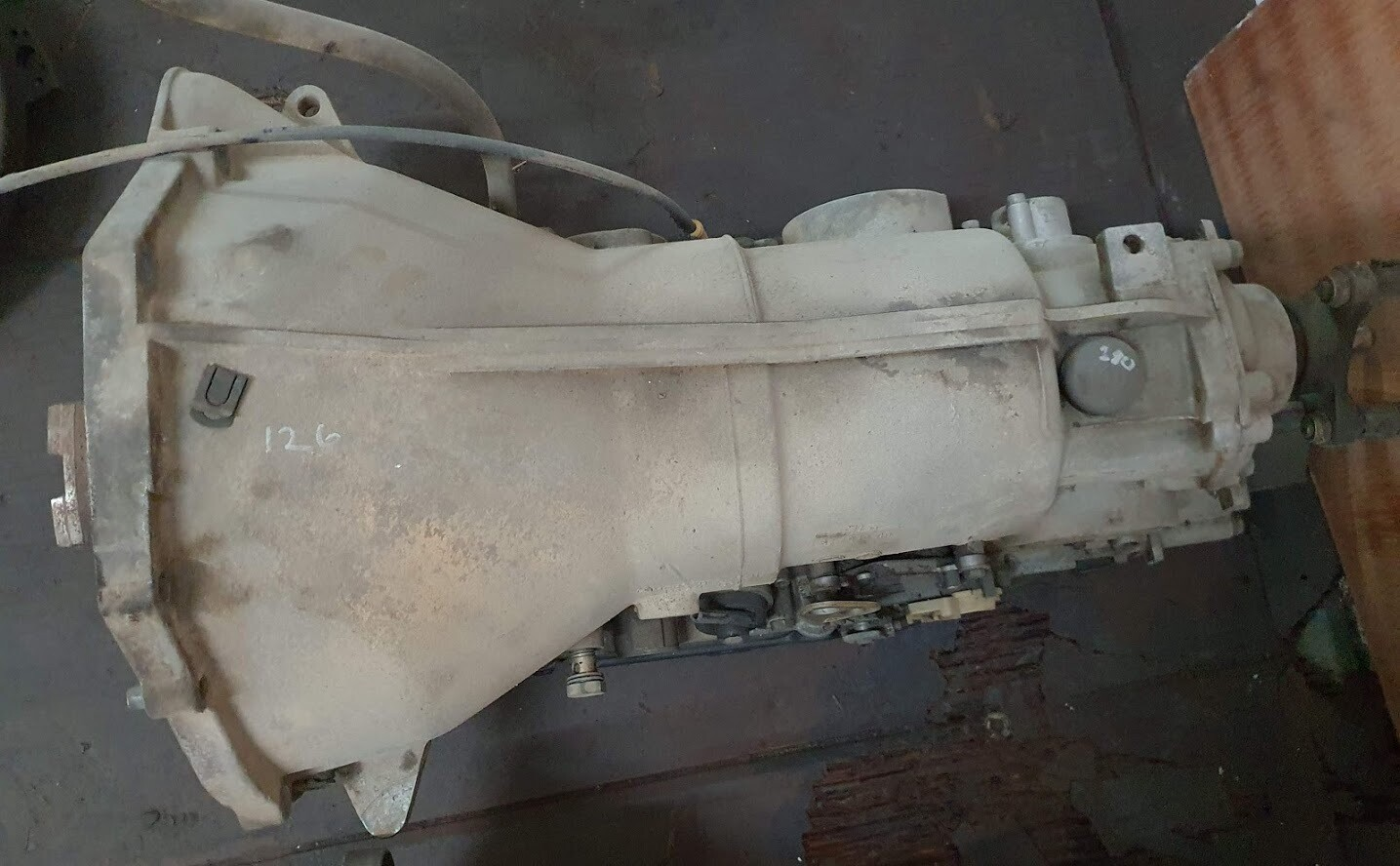 Mercedes-Benz 722.3 automatic gearbox