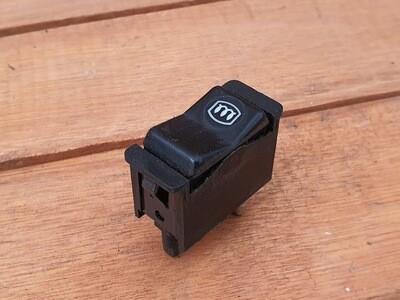 Mercedes-Benz rear defrost switch (W126)