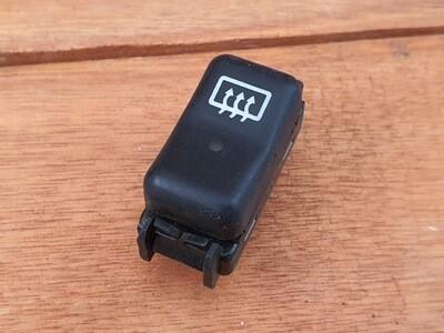 Mercedes-Benz rear window heating switch (W202/W140/C140)