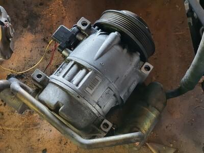 Mercedes-Benz aircon compressor (M111)