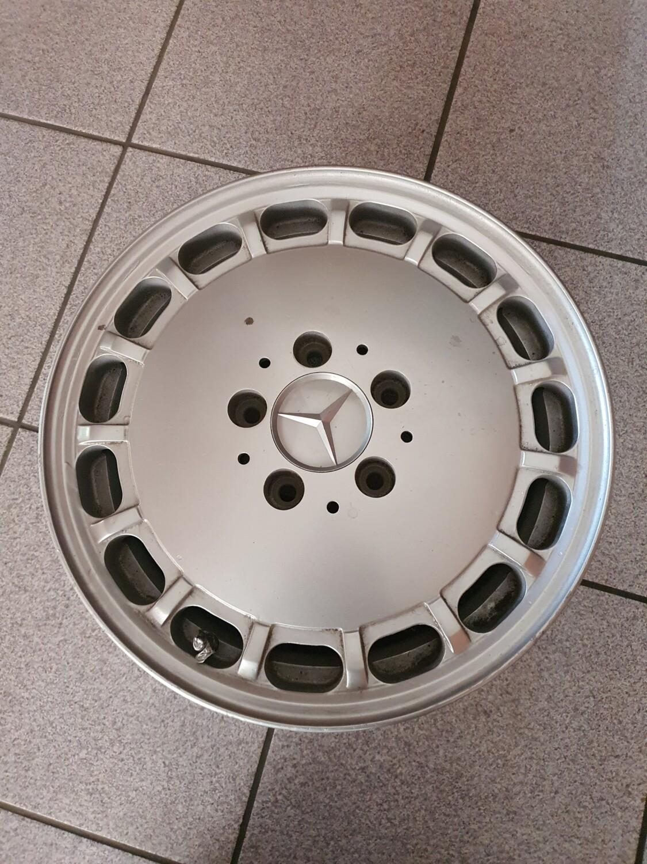 Mercedes-Benz 15 inch rim