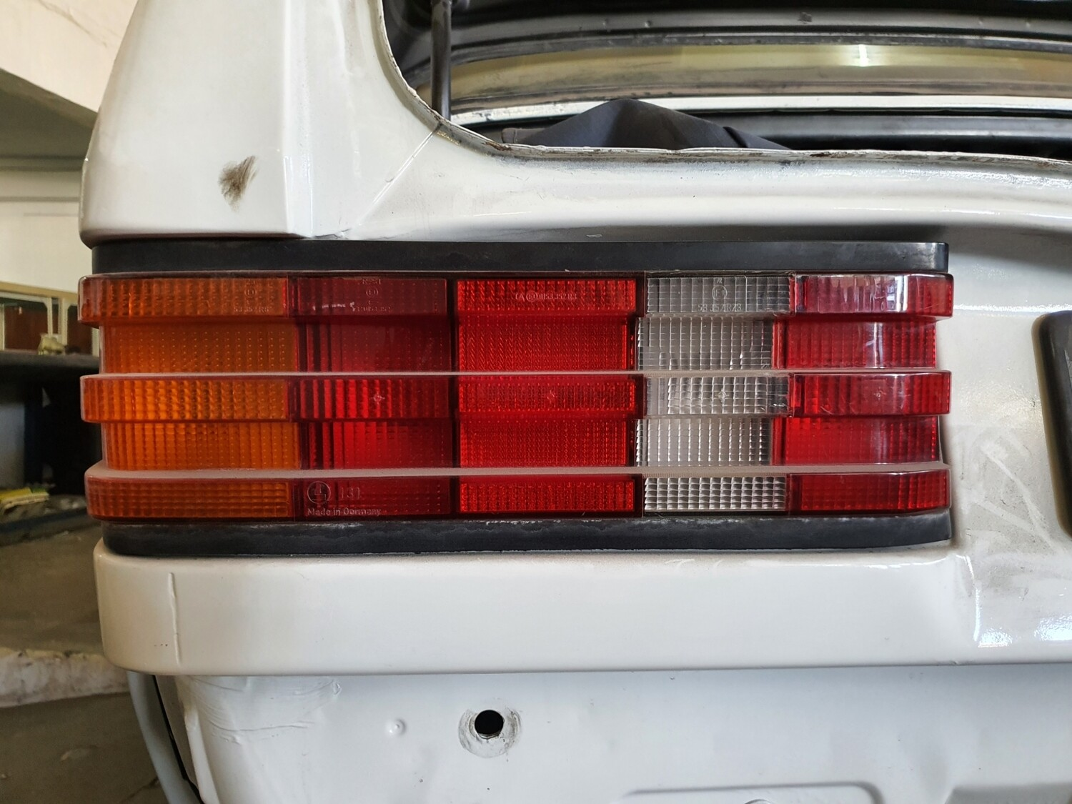 Mercedes-Benz W201 Left Tail Light