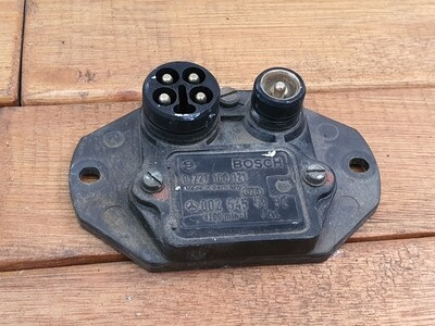 Mercedes-Benz ignition control module