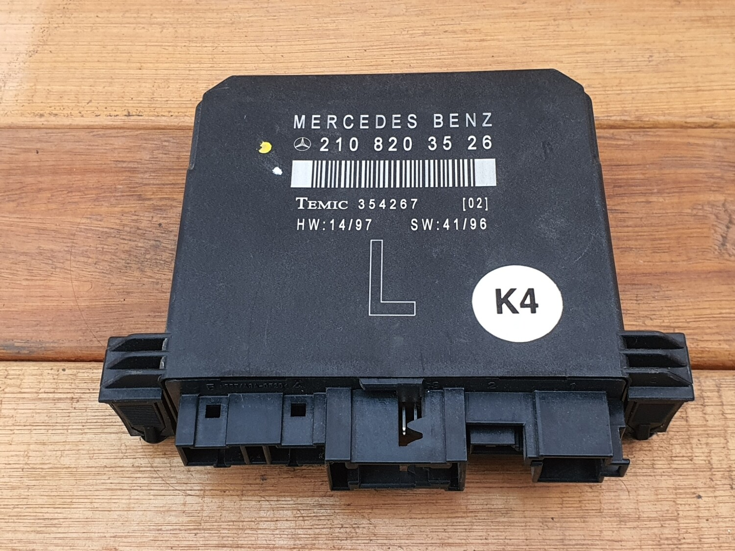 Mercedes-Benz Door Control Module Left