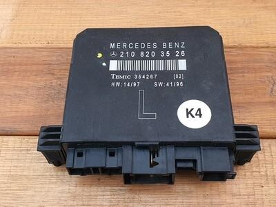 Mercedes-Benz Door Control Module Left