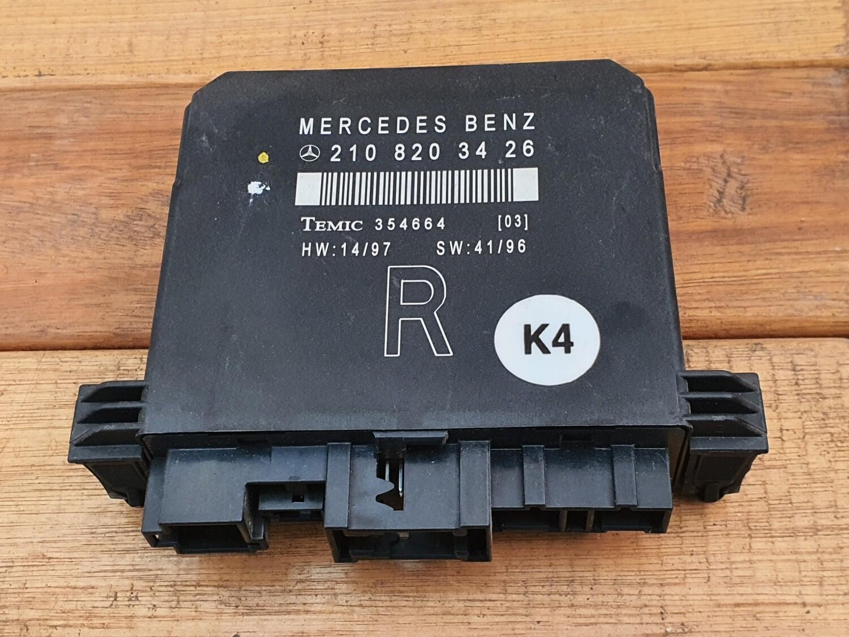 Mercedes-Benz Door Control Module Right