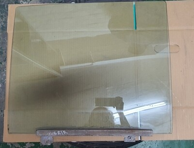 Mercedes-Benz Right Rear Glass (W116)