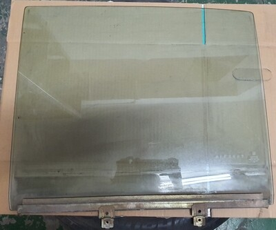 Mercedes-Benz Left Rear Glass (W123)