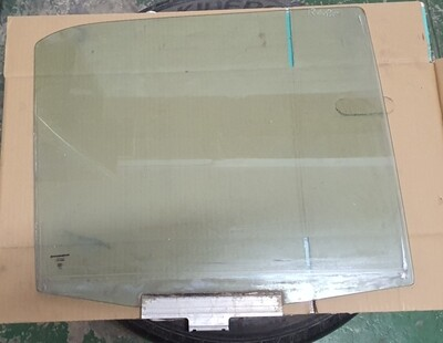 Mercedes-Benz Right Rear Glass (W124)