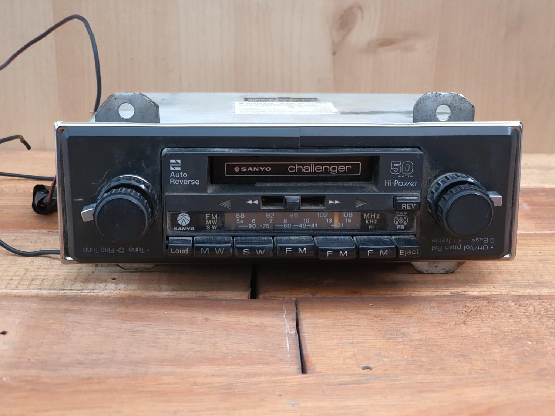 Sanyo Challenger Radio