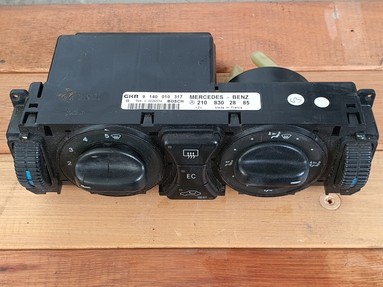 Mercedes-Benz Air Control Panel (W210/W202)