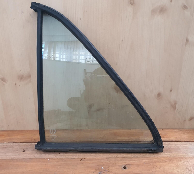 Mercedes-Benz Left Rear Quarterlight Glass (W123)
