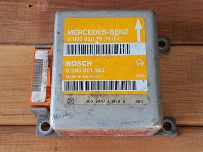 Mercedes-Benz Airbag Control Unit ECU (W202)