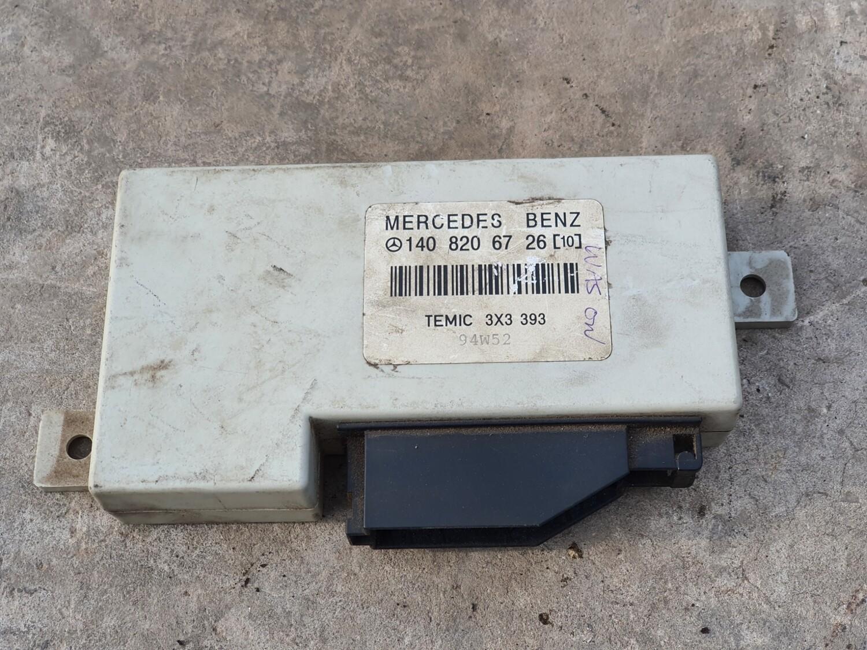 Mercedes-Benz Alarm Theft Control Unit (W202/W140)