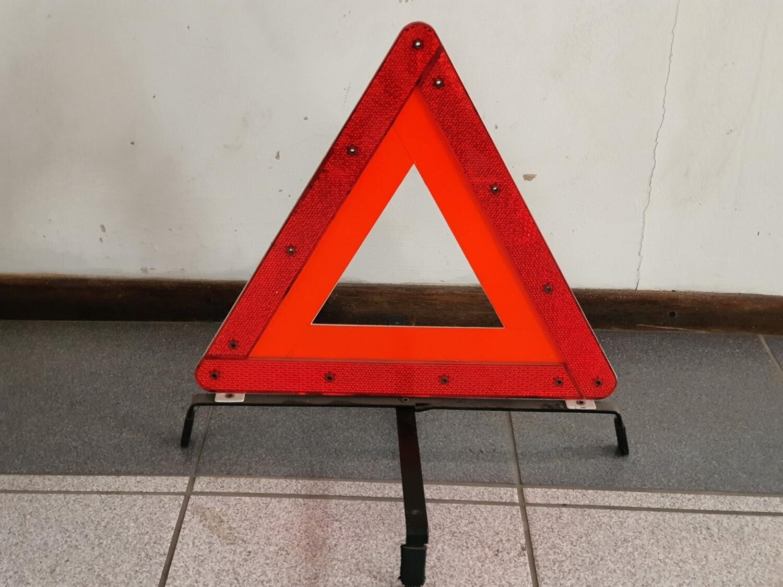Mercedes-Benz Hazard Triangle