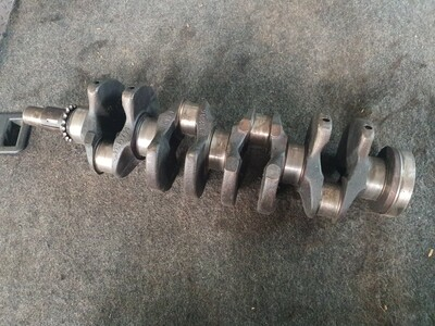 Mercedes-Benz Crankshaft (W123) M102 (2.0 And 2.3)