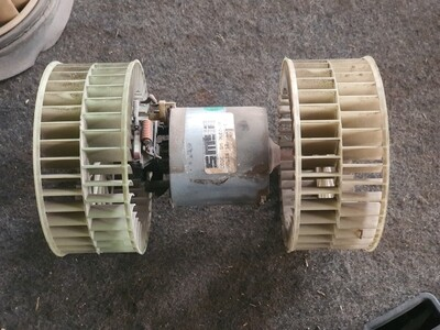 Mercedes-Benz Blower Motor (W124)