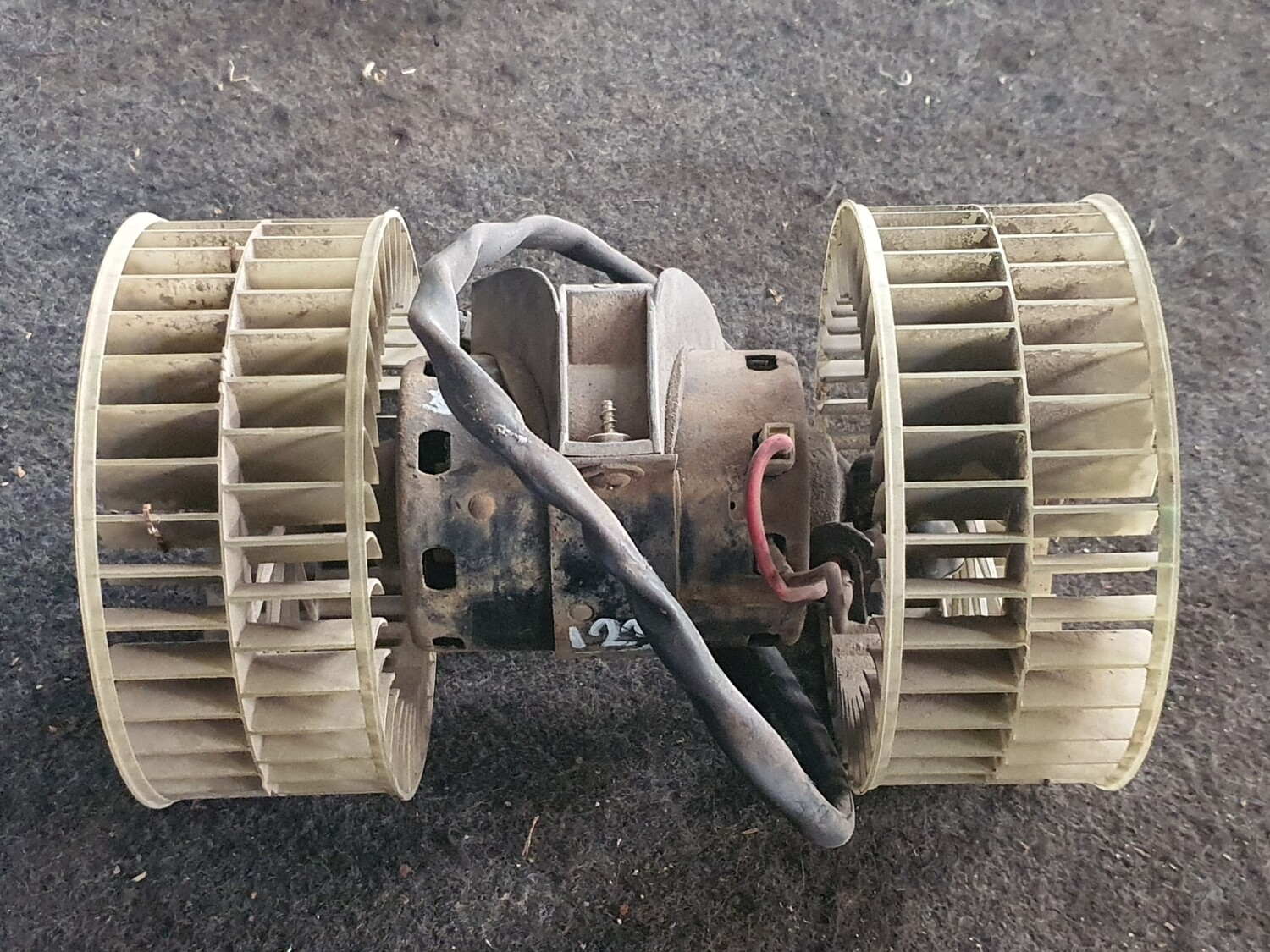 Mercedes-Benz Blower Motor (W123)