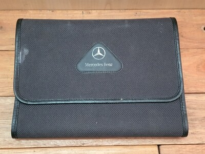 Mercedes-Benz E Class Owners Manual (W210)