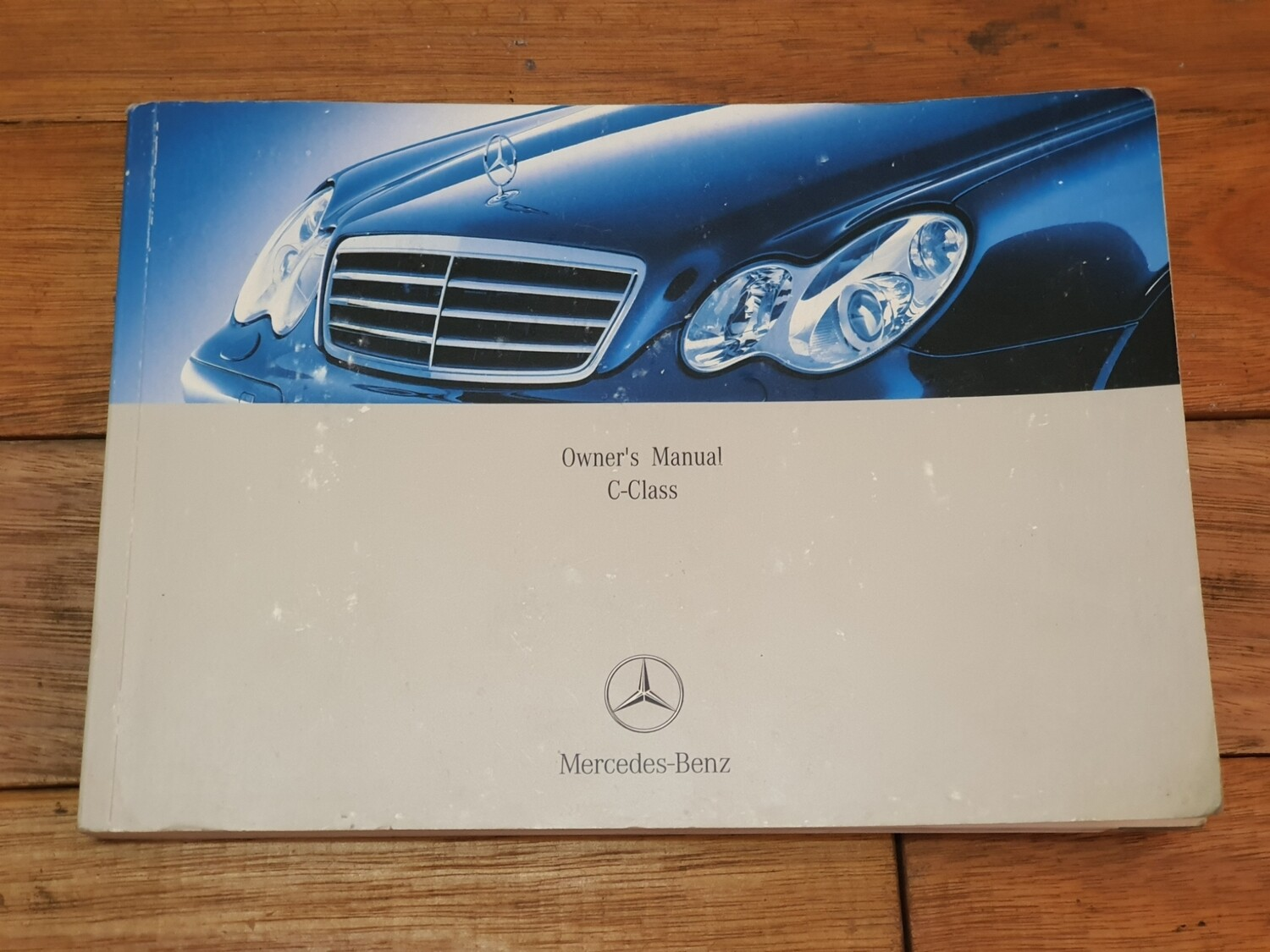Mercedes-Benz Owners Manual (W203)