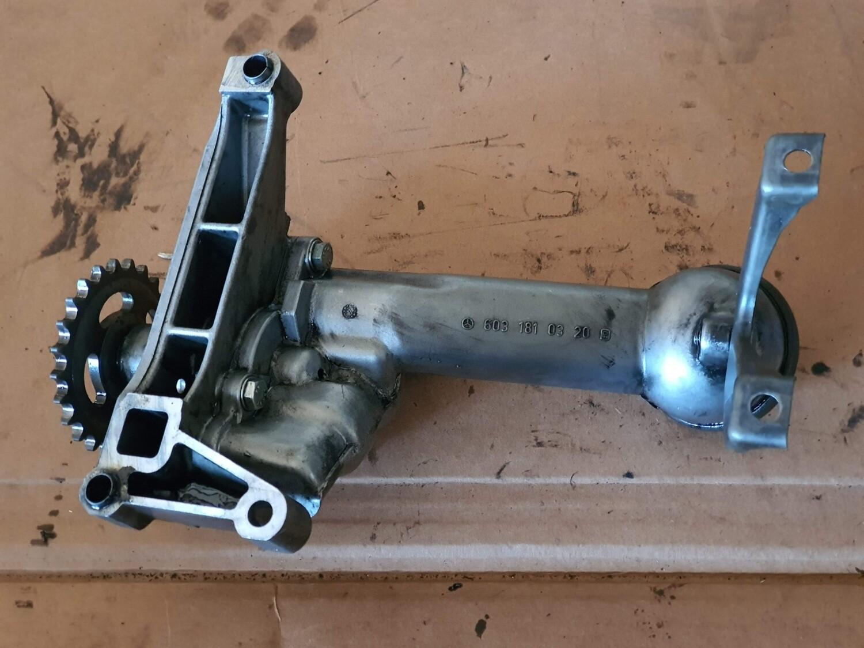 Mercedes-Benz Oil Pump (OM601, OM602, OM603, OM605, OM606)