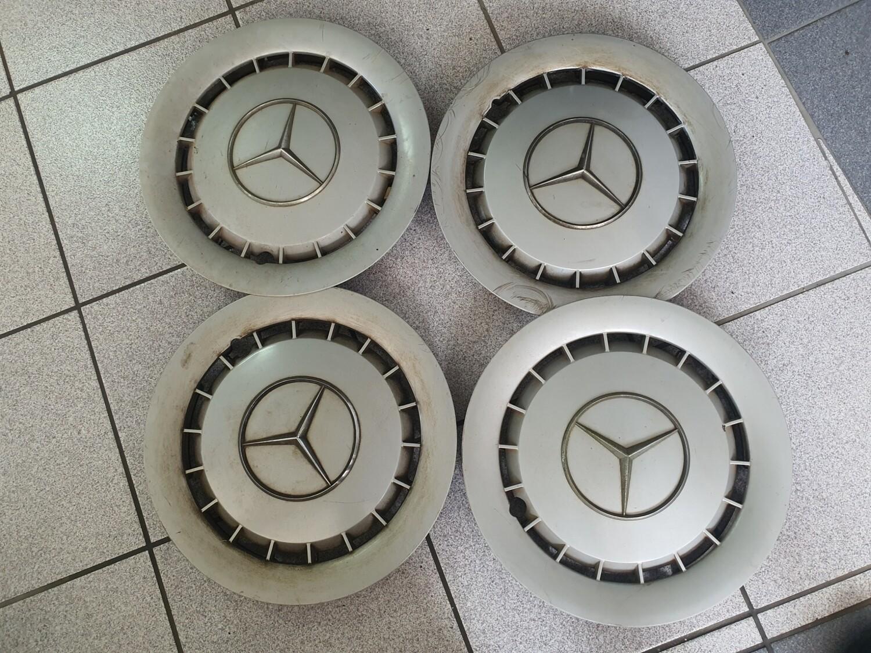 Mercedes-Benz 14 inch Hubcaps