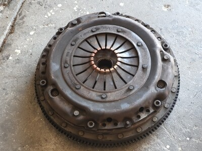 Mercedes-Benz Dual Mass Flywheel (clutch and Pressure Plate Not Included) (W202 C180, C200, C220, C230)