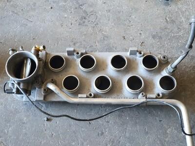 Mercedes-Benz Intake Manifold and Throttle Body (380Sl/SLC/SE/SEL)