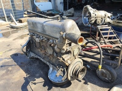 Mercedes-Benz M130.920 Engine (280S W108/W114)
