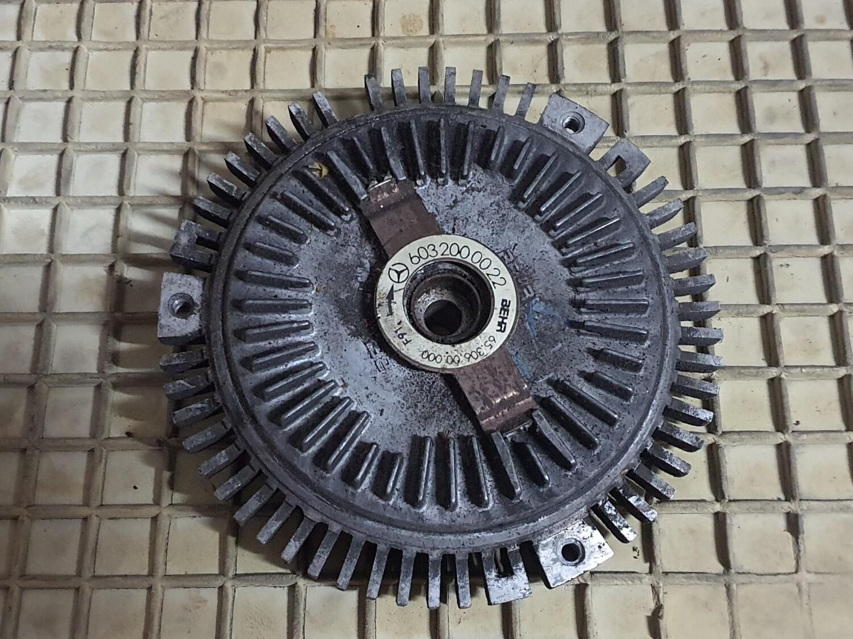 Mercedes-Benz Cooling Fan Clutch (OM603)