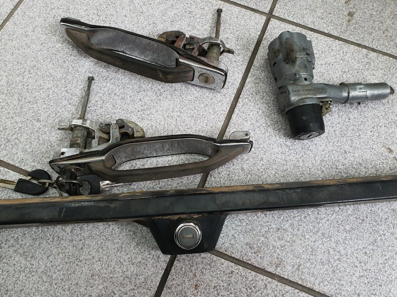 Mercedes-Benz Complete Lock Set (W126)