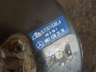 Mercedes-Benz Complete Brake Booster (W126)