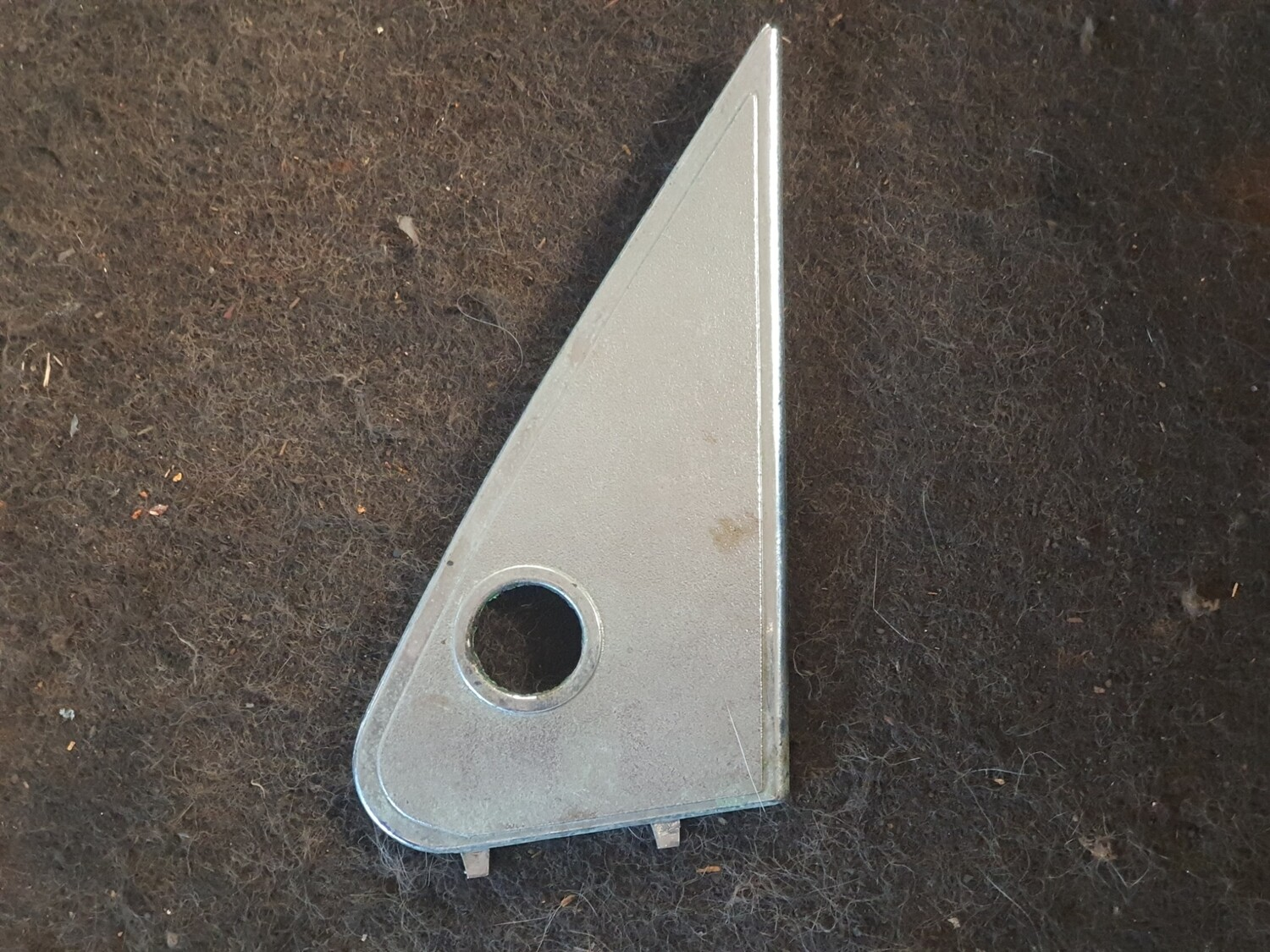 Mercedes-Benz Right Side Mirror Trim Cover (W123)