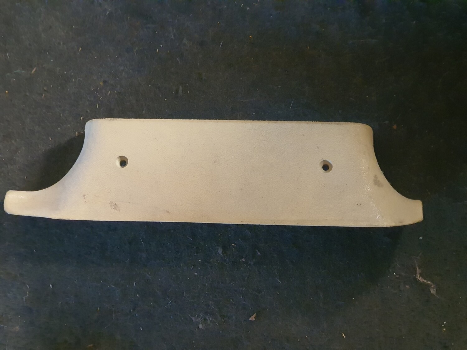 Mercedes-Benz Left Side Bottom B Pillar Trim (W123)