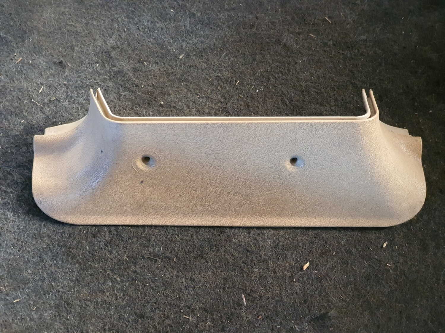 Mercedes-Benz Left Side B Pillar Trim Bottom (W126)