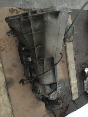 Mercedes-Benz 722.4 automatic gearbox
