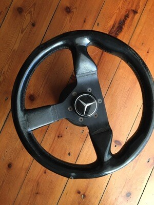 Momo Steering Wheel (R107, W114, W115 and early W123)
