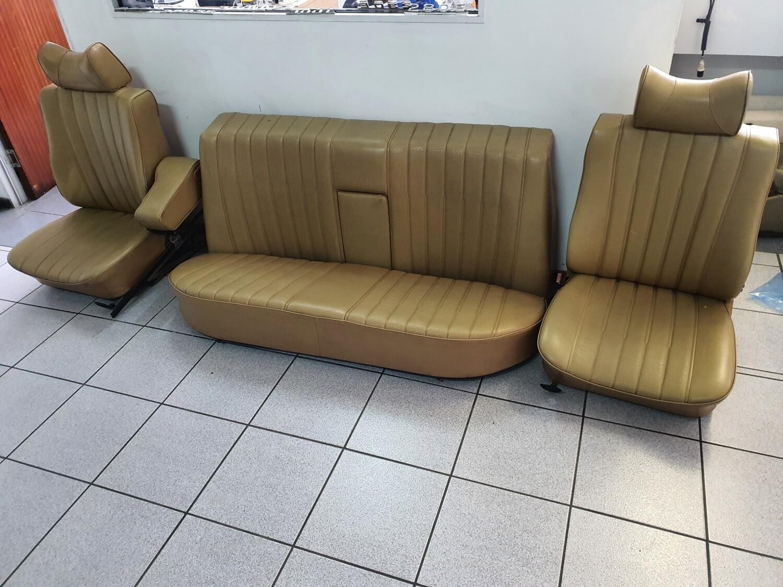 Mercedes-Benz Seats (W123)