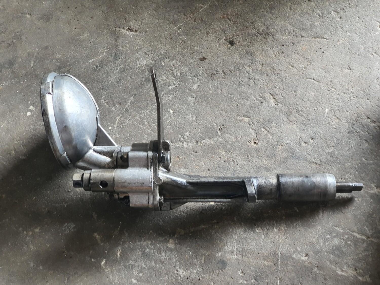 Mercedes-Benz Oil Pump (M115, 240D, 300D)