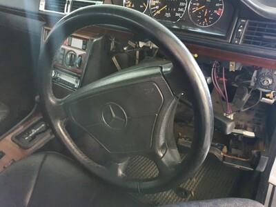 Mercedes-Benz Sportline Steering Wheel (W124)