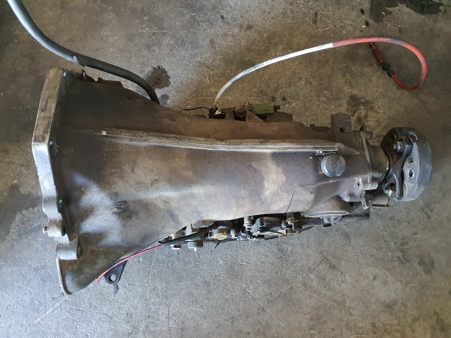Mercedes-Benz 722.369 Automatic Gearbox
