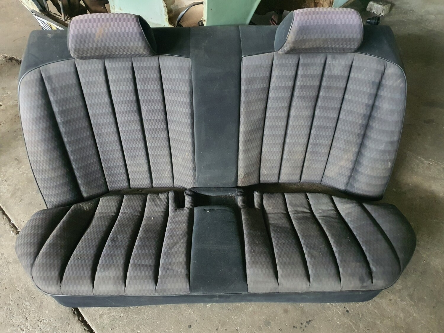 Mercedes-Benz set of seats (W201)
