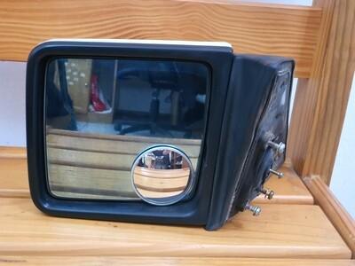 Mercedes-Benz Left Side Mirror (W124)